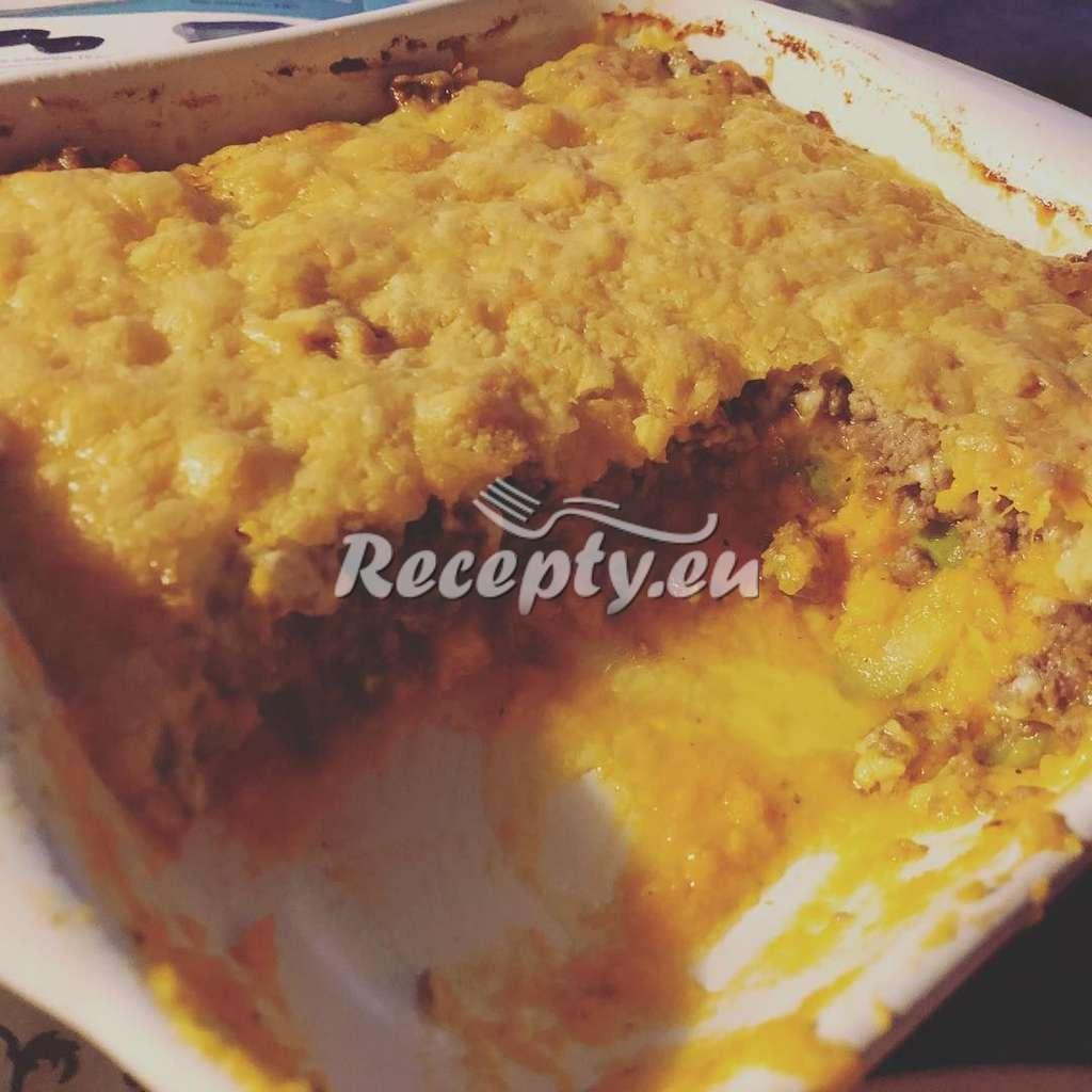 Chřest zapékaný se sýrem